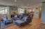 653 SE 4th St, Newport, OR 97365 - Large open living room.
