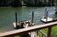 1748 S Windy Bend Dr, Lincoln City, OR 97367 - Richie Dock from Deck