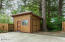 625 SE Acacia Ln., Waldport, OR 97394 - New 200' Storage Shed