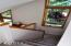 1349 NE Lake Dr, Lincoln City, OR 97367 - Stairs from Master Loft