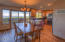1506 NW Sandpiper Dr, Waldport, OR 97394 - Dining area and kitchen