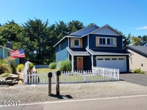 2325 NW Keel Ave, Lincoln City, OR 97367 - Best curb appeal on the block