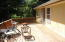 925 SW Delores Dr, Waldport, OR 97394 - Sunny deck