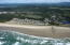 6390 SW Arbor Dr, Newport, OR 97365 - Aerial view from ocean