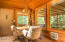 43305 Little Nestucca River Road, Cloverdale, OR 97112 - Dining area
