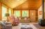 43305 Little Nestucca River Road, Cloverdale, OR 97112 - Living area on river side