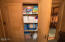 2513 NW Inlet Ave, Lincoln City, OR 97367 - Hall Closet