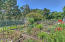 5554 NW Pacific Coast Hwy, Seal Rock, OR 97376 - Large Vegtable Garden
