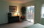 96 Nw 33rd Place, #B, Newport, OR 97365 - Master Bedroom w/balcony