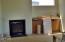 330 Village Ln, Yachats, OR 97498 - 330 village lane fireplace is in