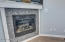10025 NW Swallow St, Seal Rock, OR 97376 - Gas fireplace.