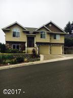 1060 NE Laurel St, Newport, OR 97365 - Front of home