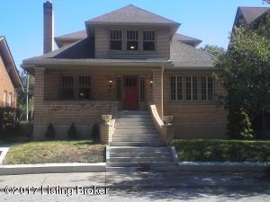 1373 S 1ST ST, LOUISVILLE, KY 40208  Photo