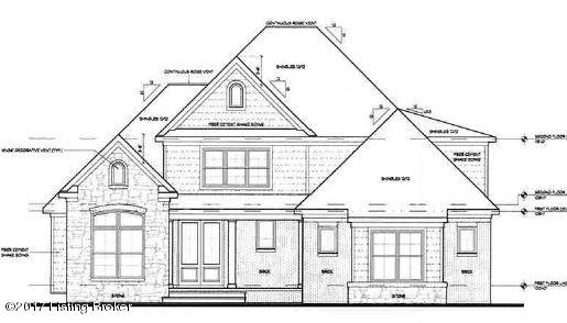 Lot 29 Faye Meadow Ct, Pewee Valley, Kentucky 40056, 4 Bedrooms Bedrooms, 10 Rooms Rooms,4 BathroomsBathrooms,Residential,For Sale,Faye Meadow,1491074