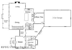 2912 DARBY CREEK CT, CRESTWOOD, KY 40014  Photo