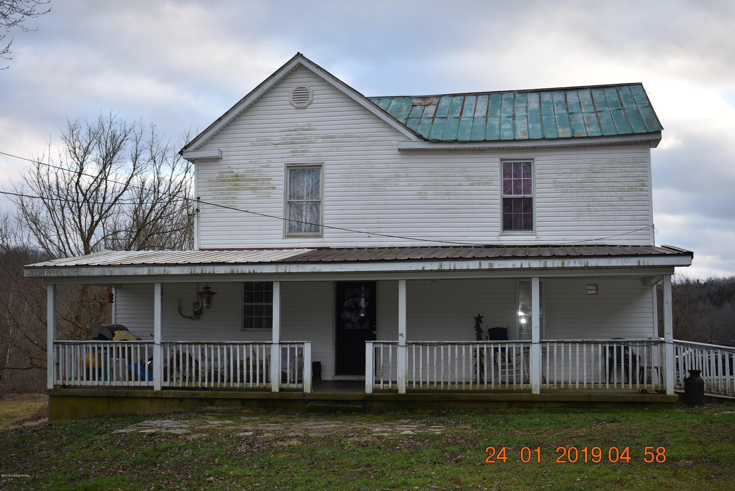 1355 Old Van Buren Rd, Mt Eden, Kentucky 40046, 3 Bedrooms Bedrooms, 7 Rooms Rooms,1 BathroomBathrooms,Residential,For Sale,Old Van Buren,1523416