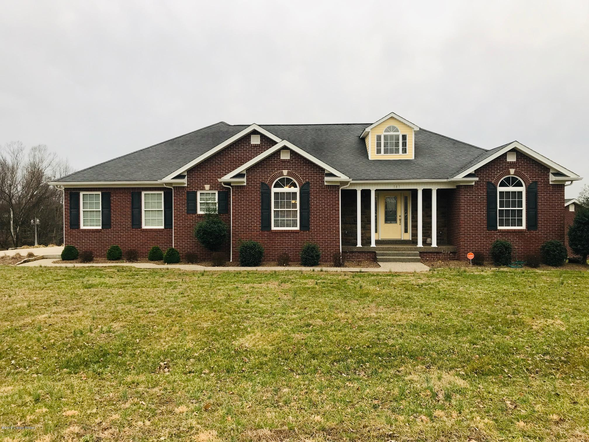 141 Beechfork Trail, Bardstown, Kentucky 40004, 3 Bedrooms Bedrooms, 8 Rooms Rooms,3 BathroomsBathrooms,Residential,For Sale,Beechfork,1525251