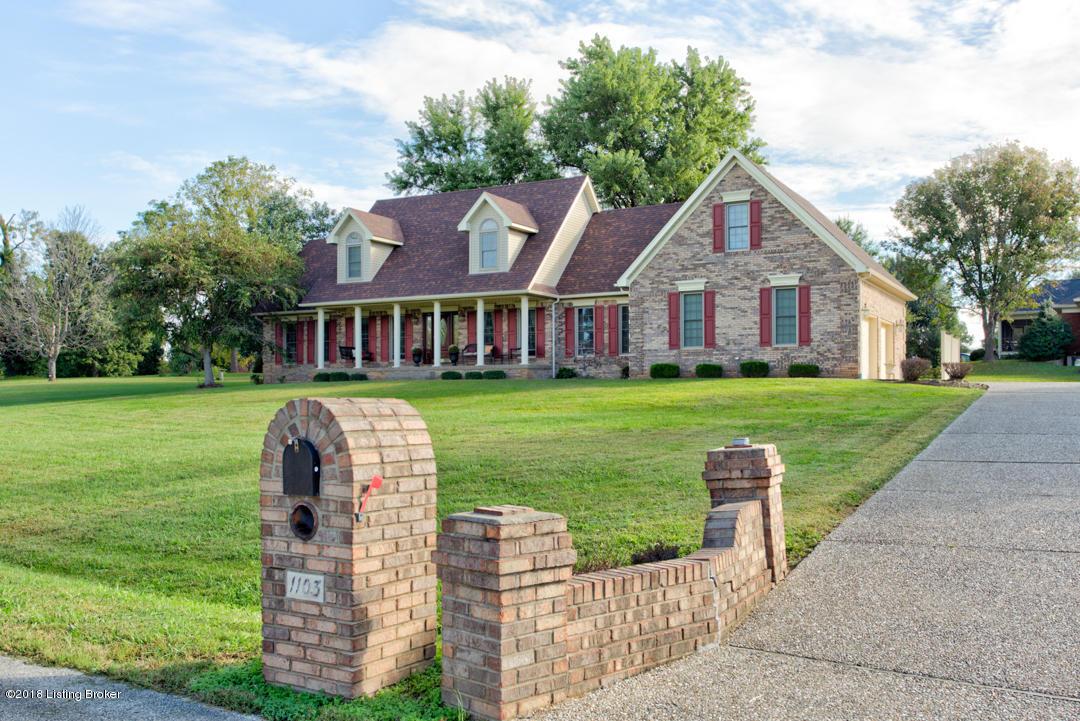 1103 Metalwood Dr, Bardstown, Kentucky 40004, 4 Bedrooms Bedrooms, 8 Rooms Rooms,4 BathroomsBathrooms,Residential,For Sale,Metalwood,1529972