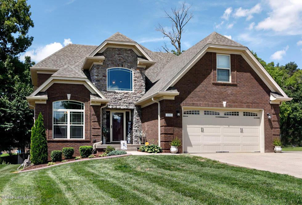 355 Deep Creek Dr, Shepherdsville, Kentucky 40165, 4 Bedrooms Bedrooms, 10 Rooms Rooms,4 BathroomsBathrooms,Residential,For Sale,Deep Creek,1530270