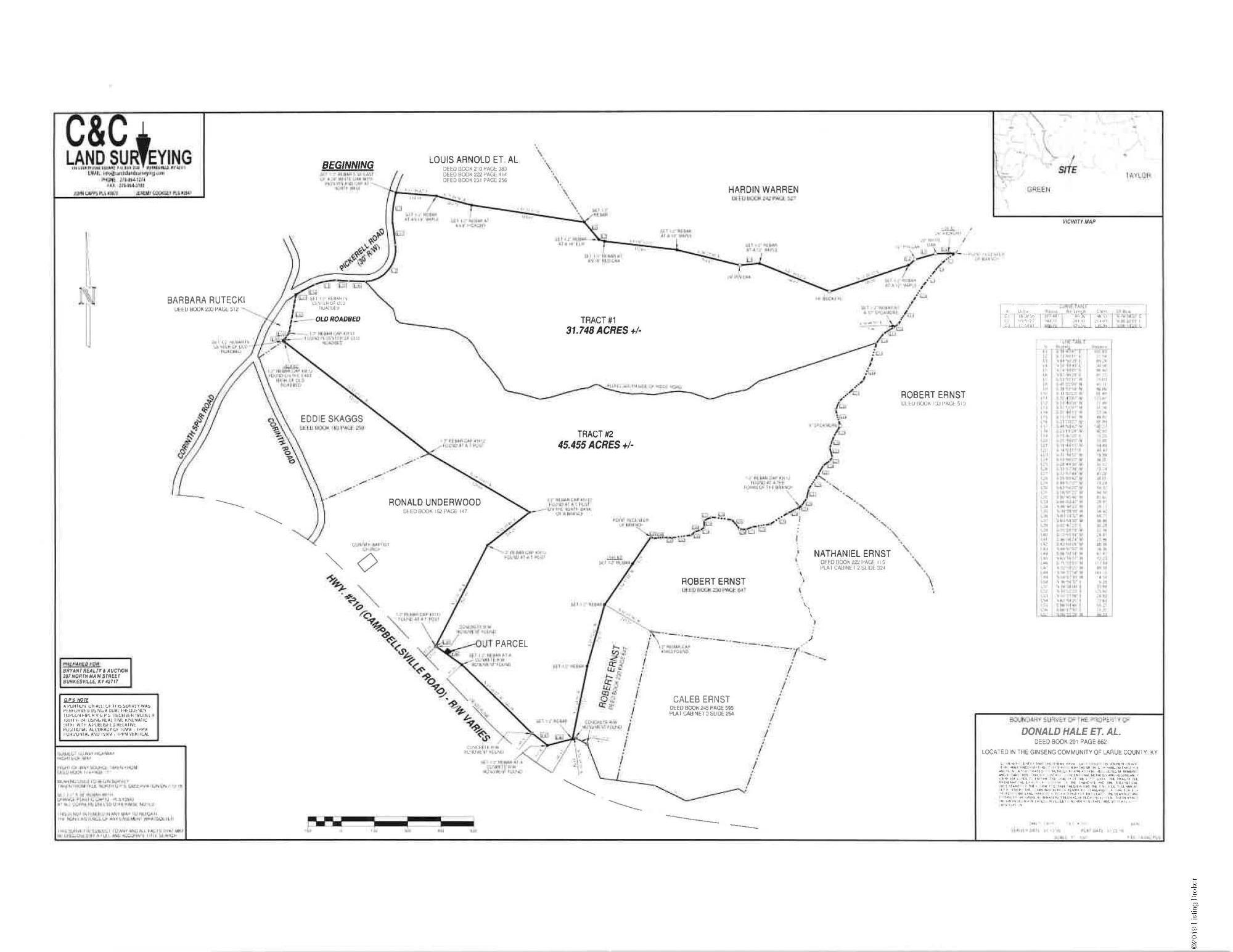 Cornith | Buffalo Larue County Land for Sale Details