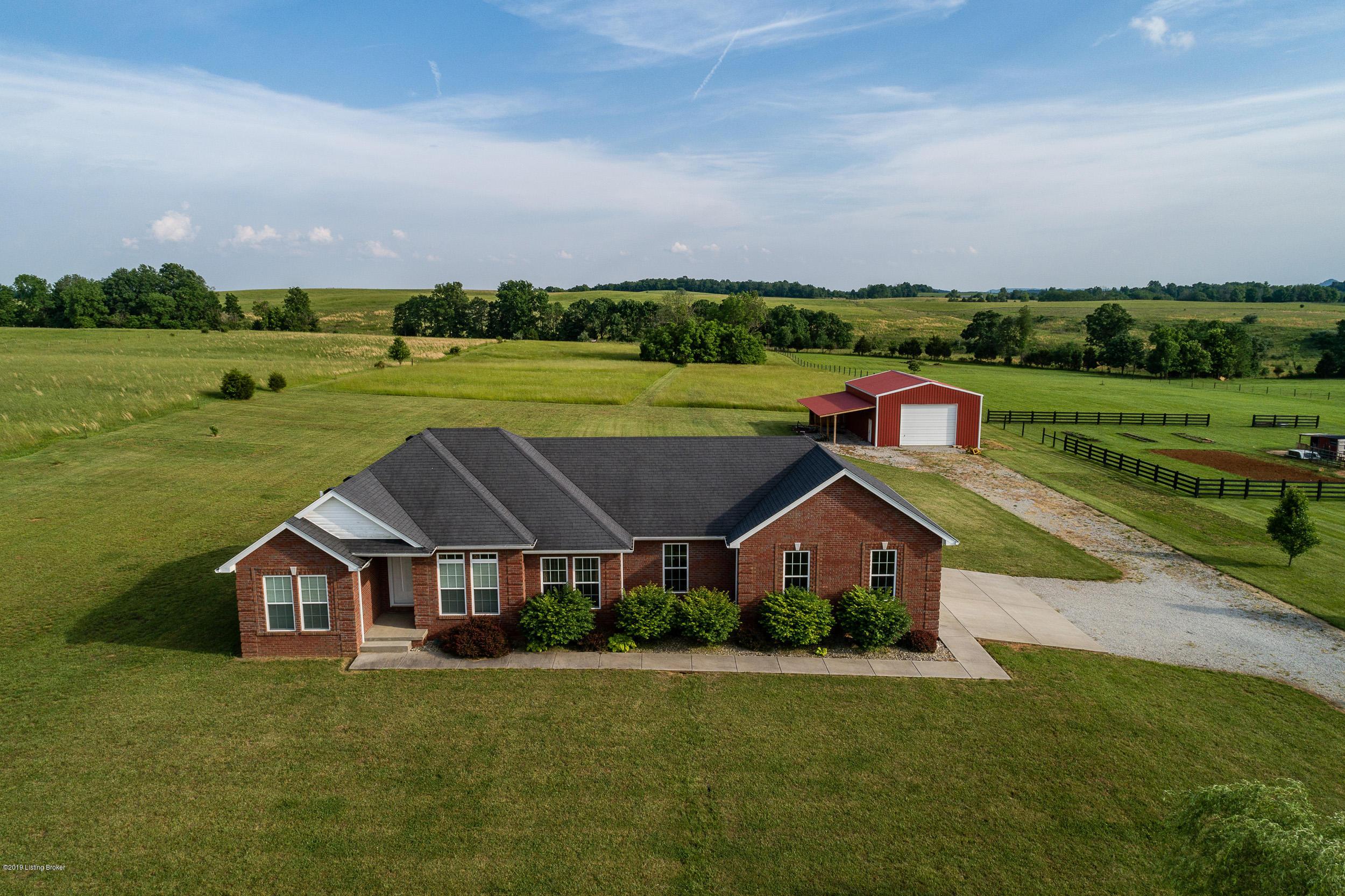 615 Bear Creek Way, Bardstown, Kentucky 40004, 3 Bedrooms Bedrooms, 6 Rooms Rooms,2 BathroomsBathrooms,Residential,For Sale,Bear Creek,1515057