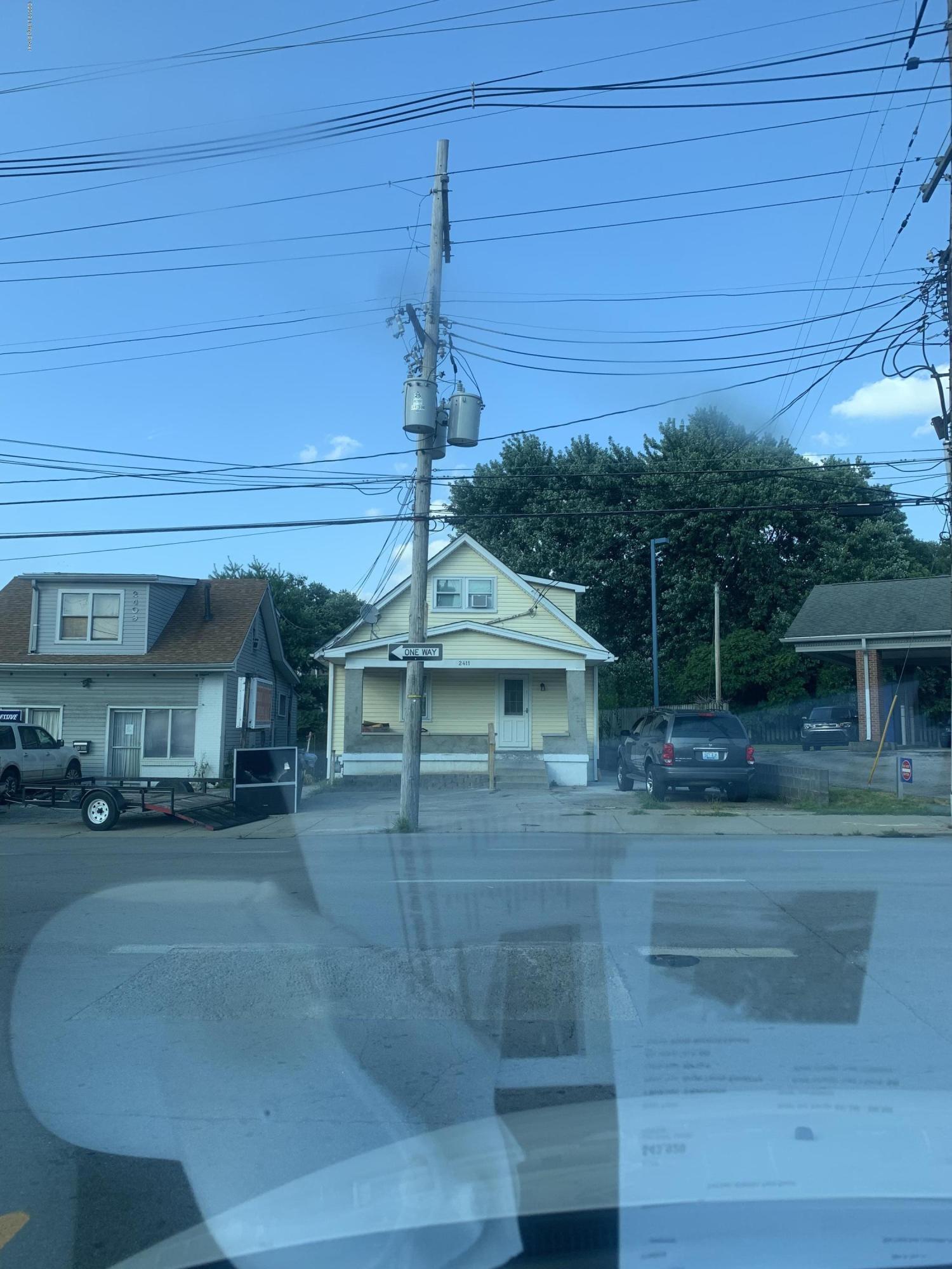 2411 Shelby St, Louisville, Kentucky 40217