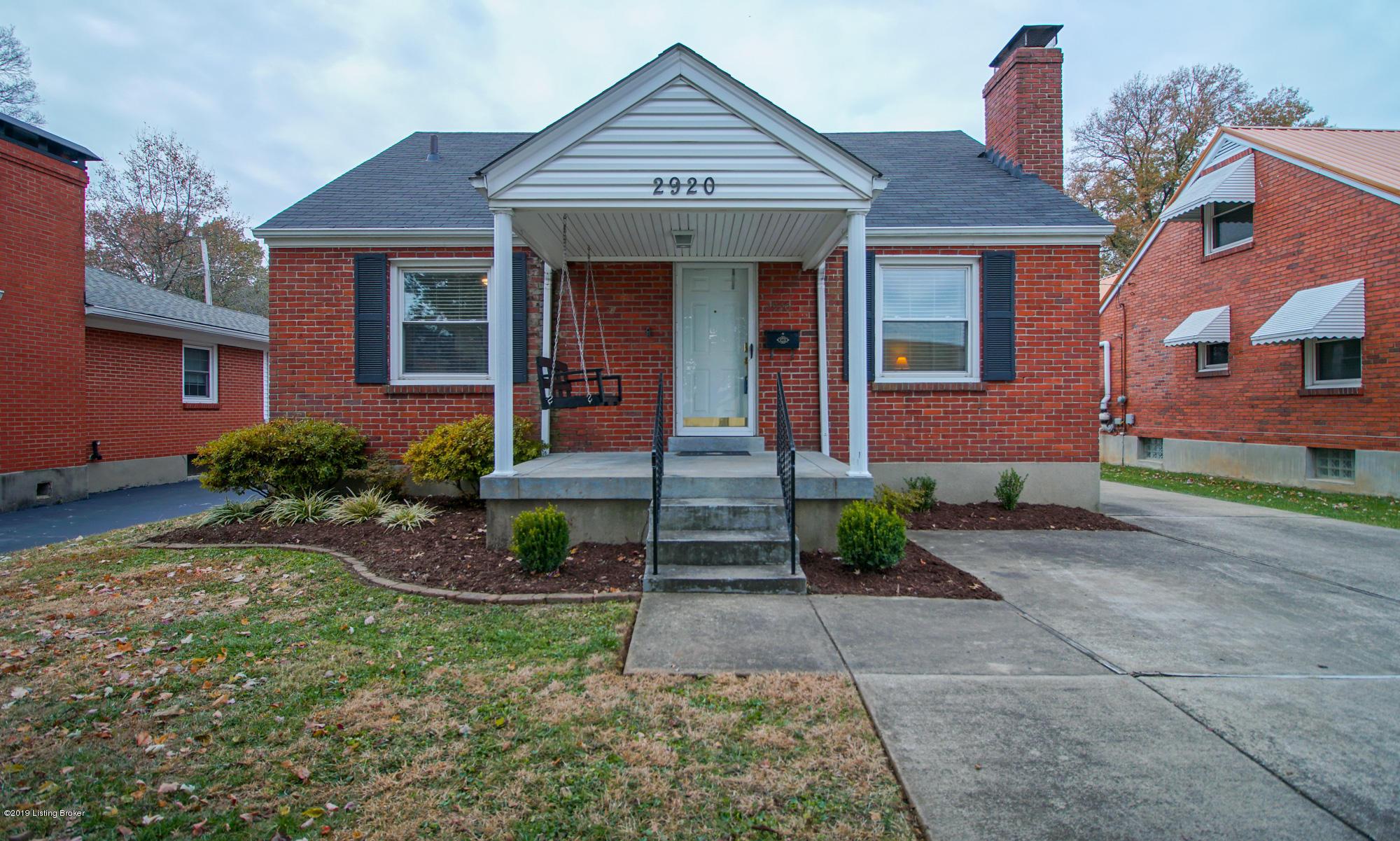 2920 Curran Rd, Louisville, Kentucky 40205