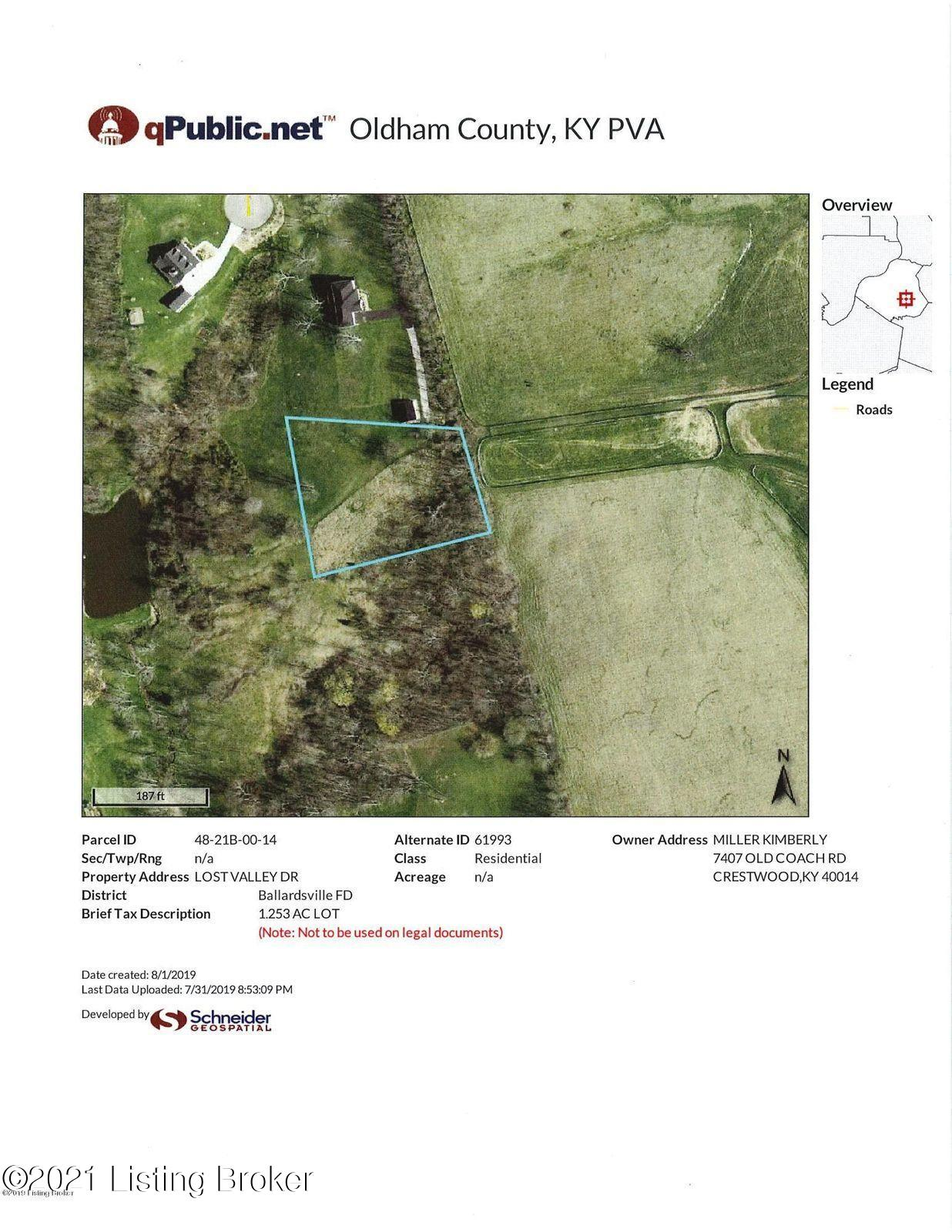 Lot 14B Lost Valley Dr