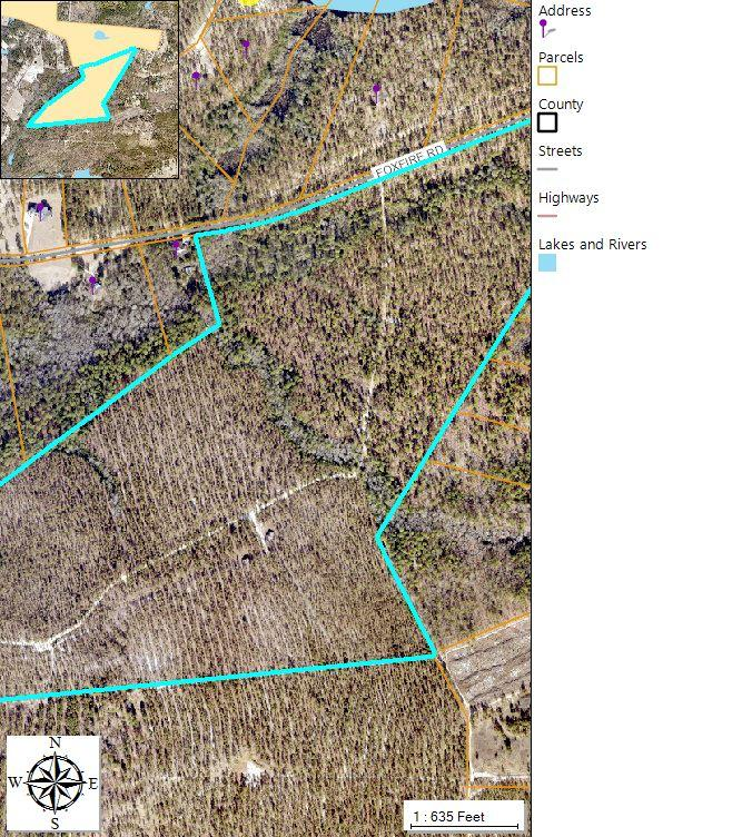 Foxfire Road, Aberdeen, North Carolina 0 Bedroom as one of Homes & Land Real Estate