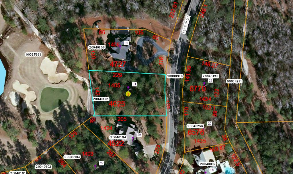 Elkton Drive  1405, Pinehurst in Moore County, NC 28374 Home for Sale