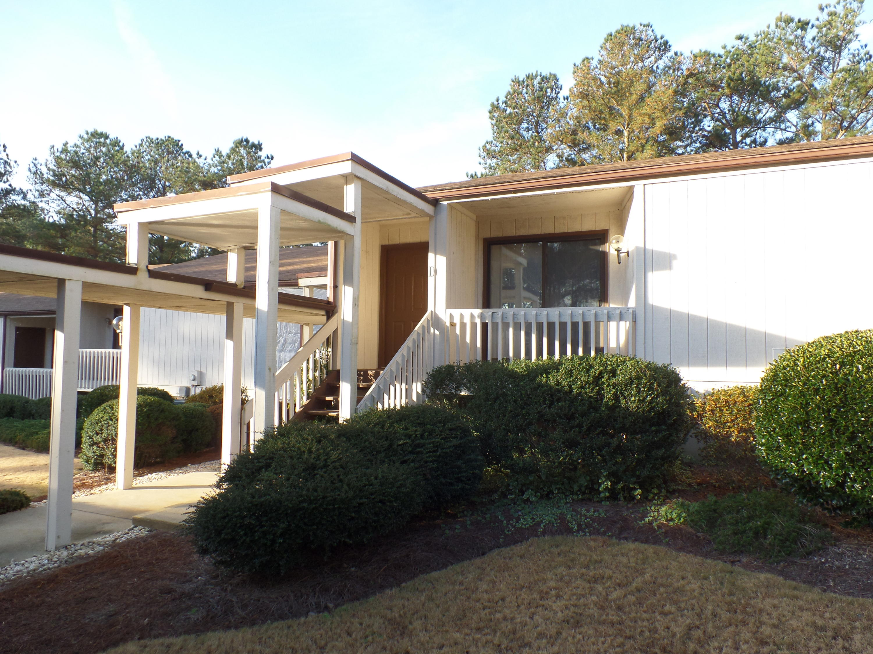 36  Martin Drive D, Whispering Pines in Moore County, NC 28327 Home for Sale