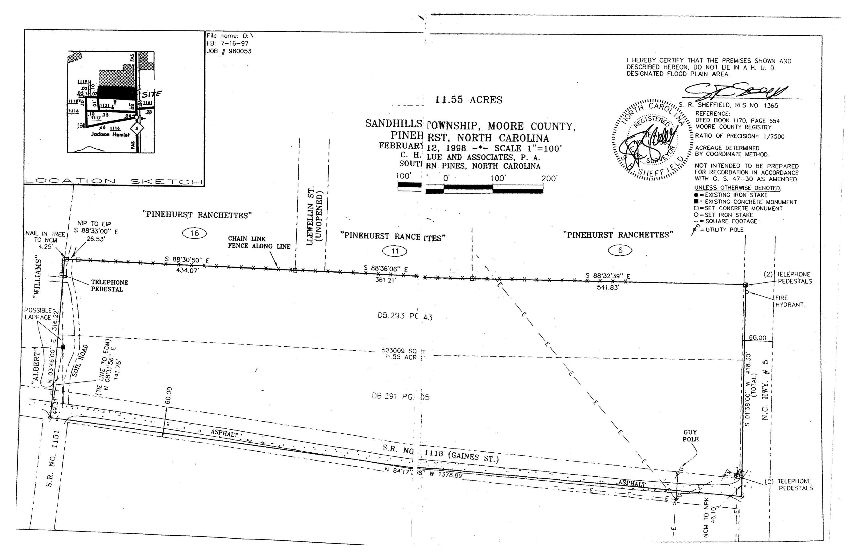Nc-5   00047097, Pinehurst, North Carolina 0 Bedroom as one of Homes & Land Real Estate