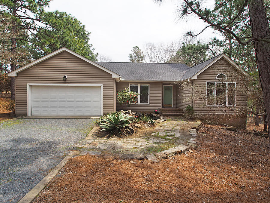 9  Sandpiper Drive, Whispering Pines in Moore County, NC 28327 Home for Sale
