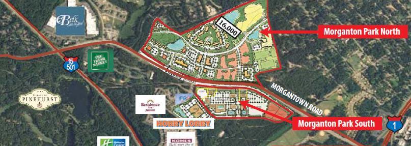 Morganton Road, Pinehurst, North Carolina 0 Bedroom as one of Homes & Land Real Estate
