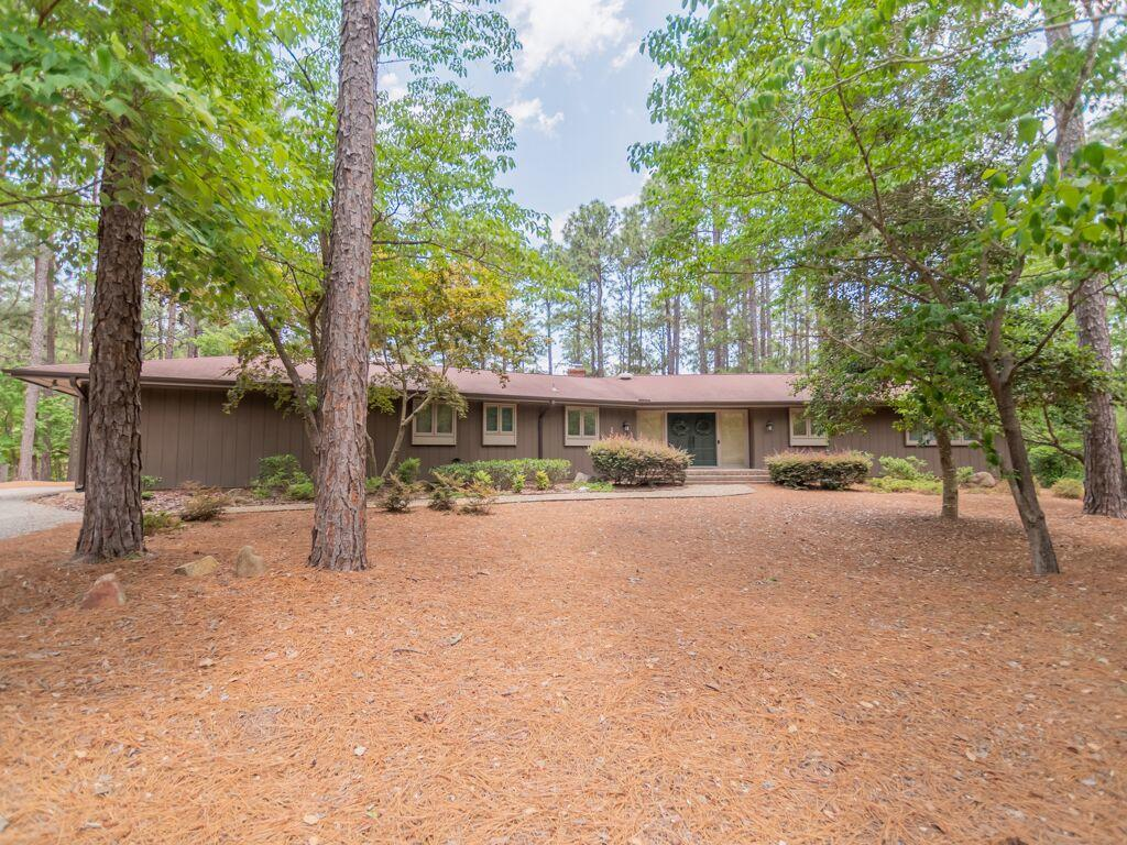 1  Martin Way, Whispering Pines in Moore County, NC 28327 Home for Sale
