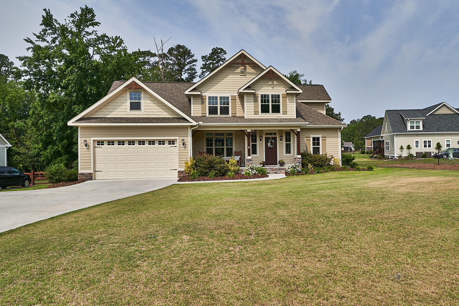 648  Herons Brook Drive, Whispering Pines in Moore County, NC 28327 Home for Sale
