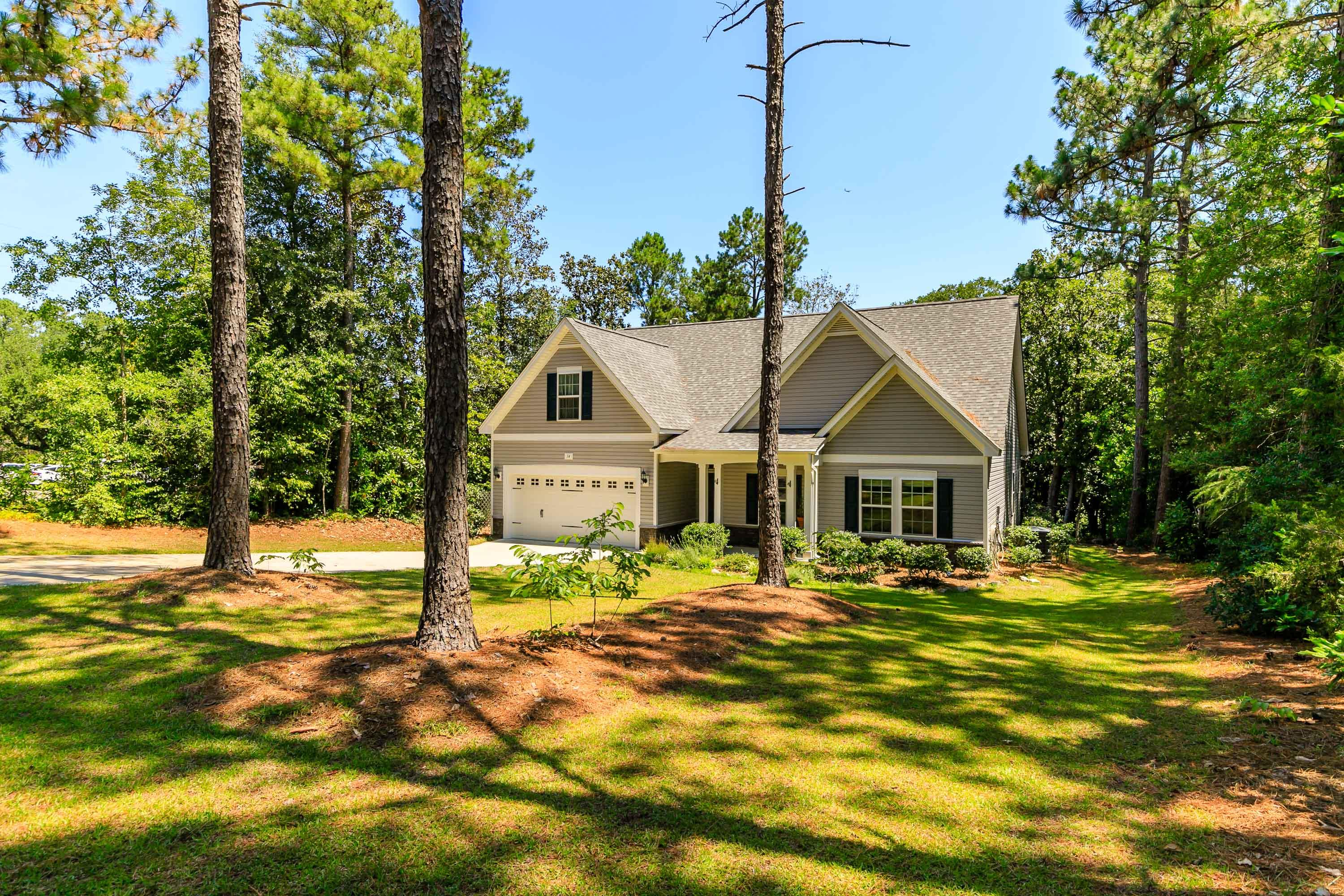 14  Country Club Drive, Whispering Pines in Moore County, NC 28327 Home for Sale