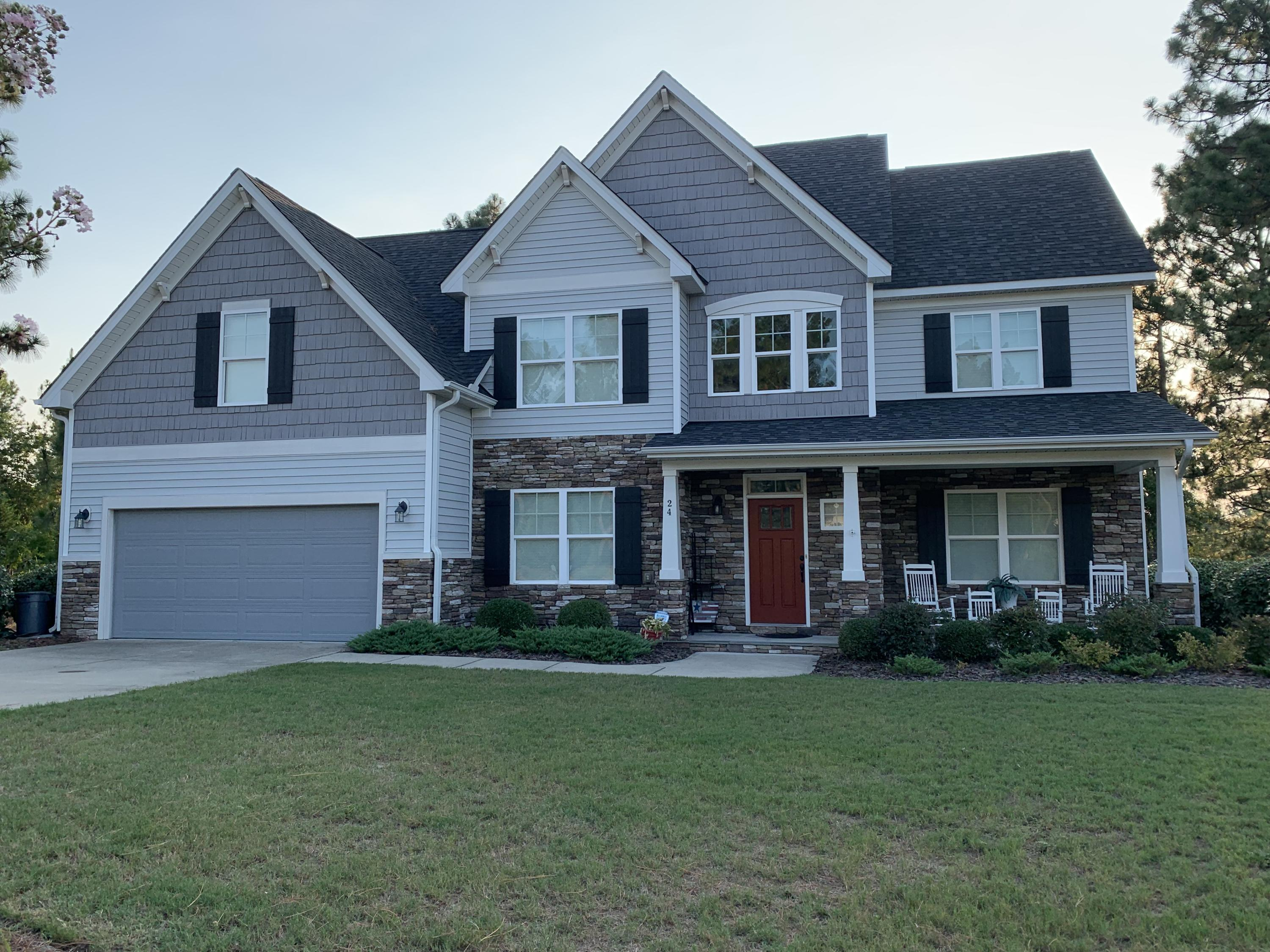 24  Victoria Drive, Whispering Pines in Moore County, NC 28327 Home for Sale