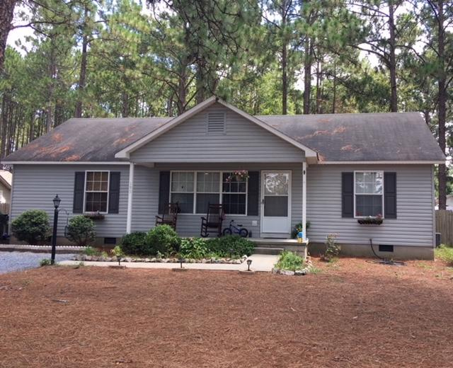 195  Woodgreen Drive, Aberdeen in Moore County, NC 28315 Home for Sale