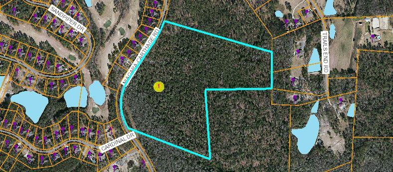 Niagara Carthage Road, Whispering Pines, North Carolina 0 Bedroom as one of Homes & Land Real Estate