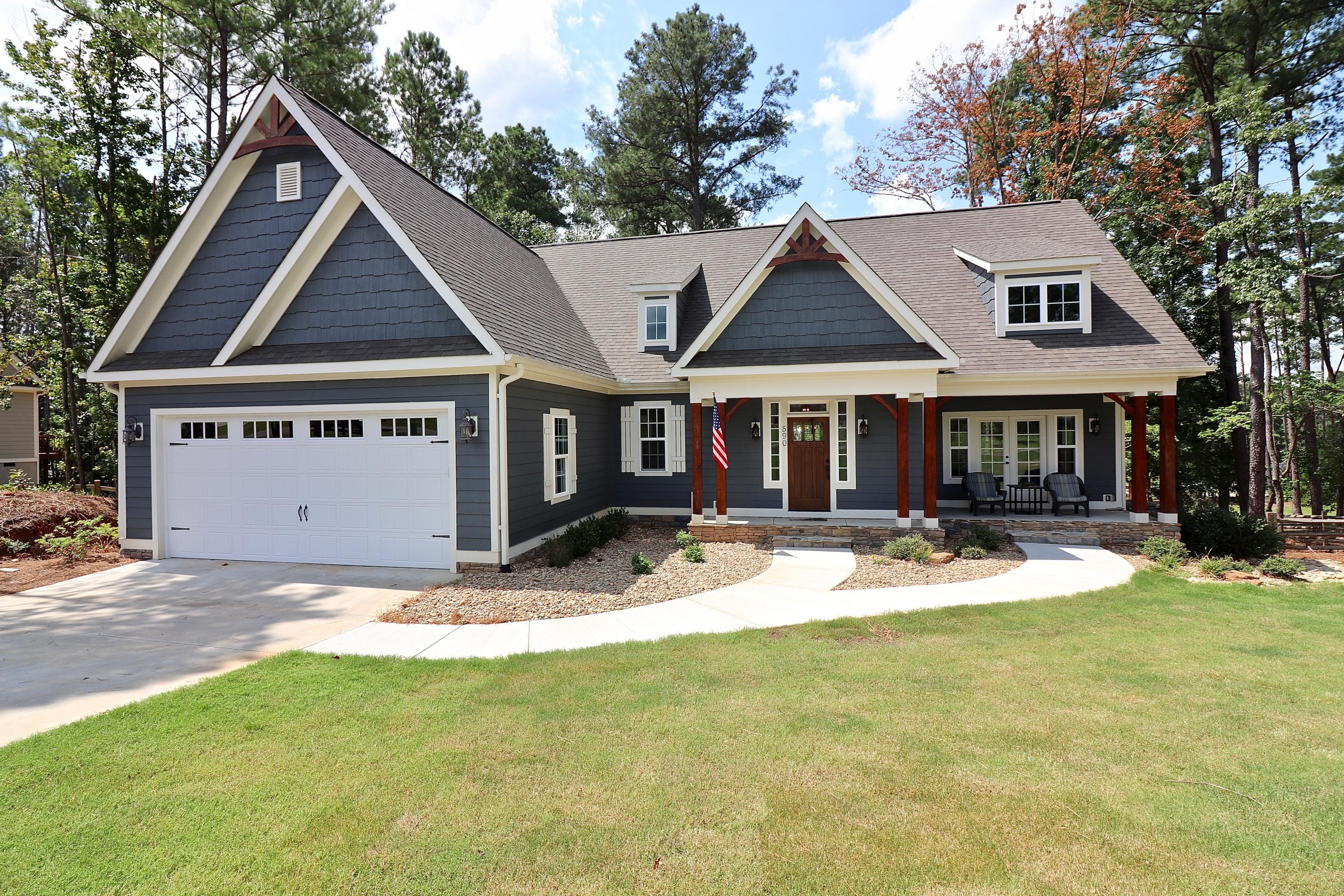 590  Herons Brook Drive, Whispering Pines in Moore County, NC 28327 Home for Sale