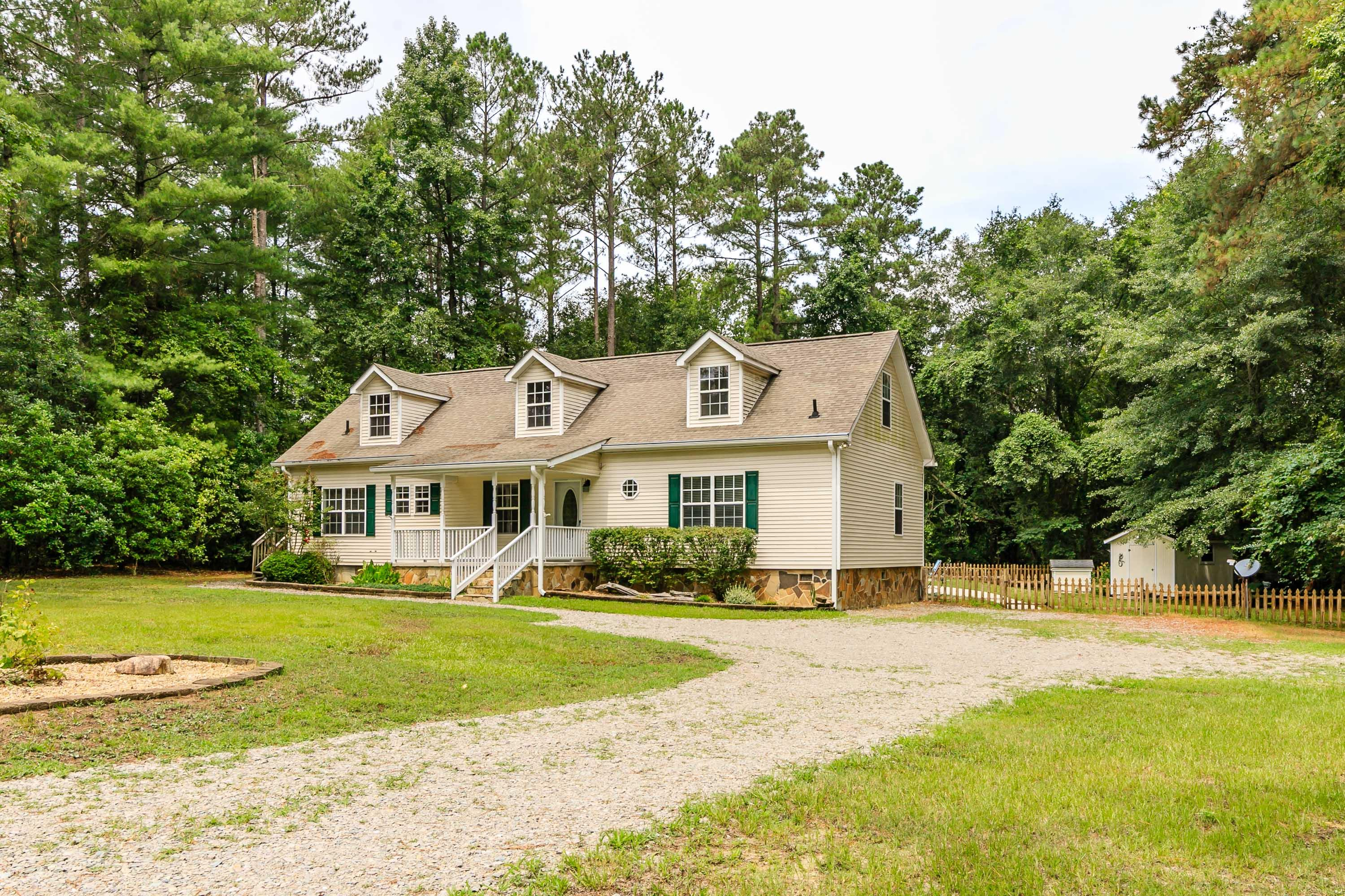 3120  Niagara Carthage Road, Whispering Pines in Moore County, NC 28327 Home for Sale