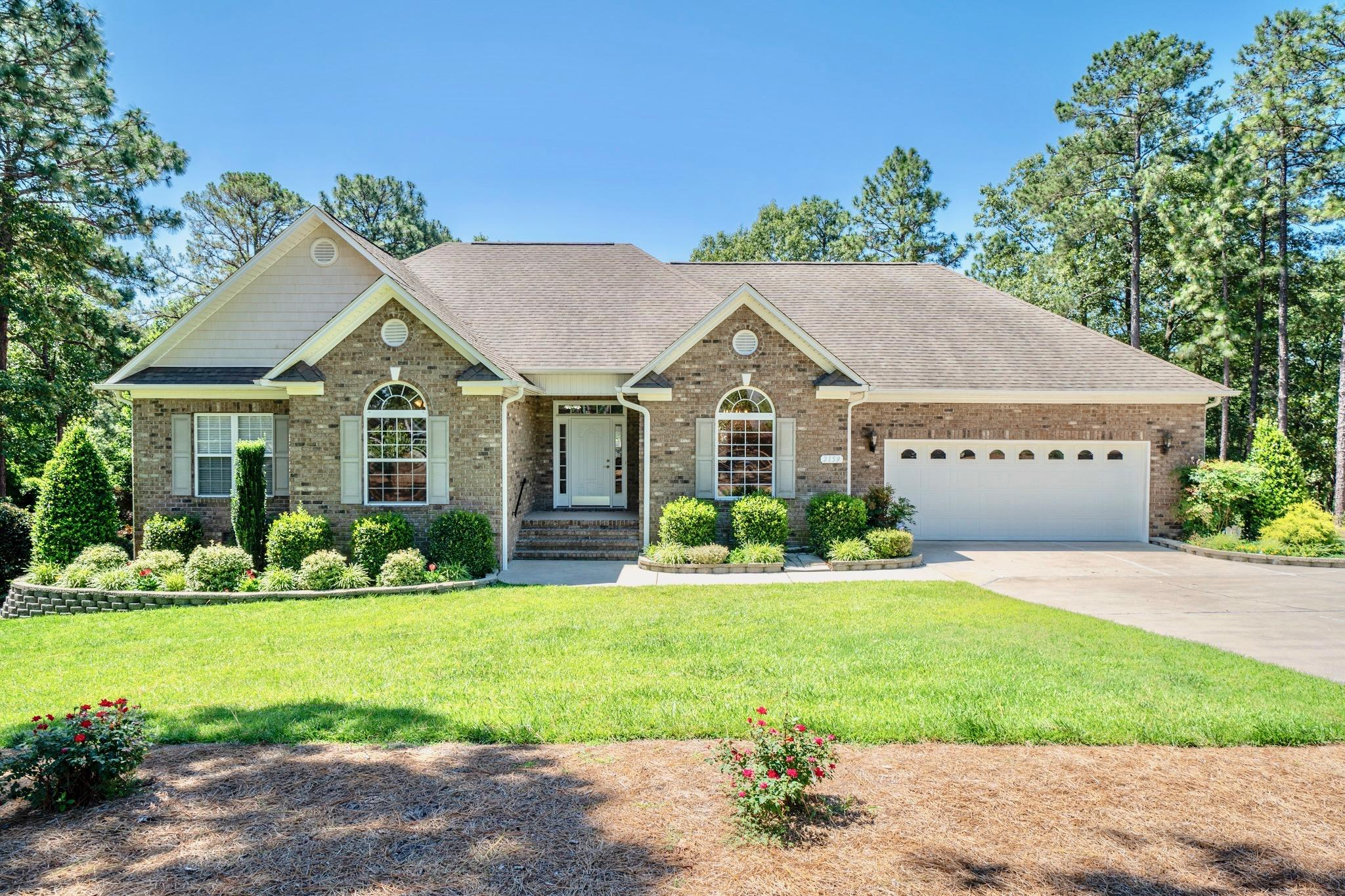 2159  Airport Road, Whispering Pines in Moore County, NC 28327 Home for Sale