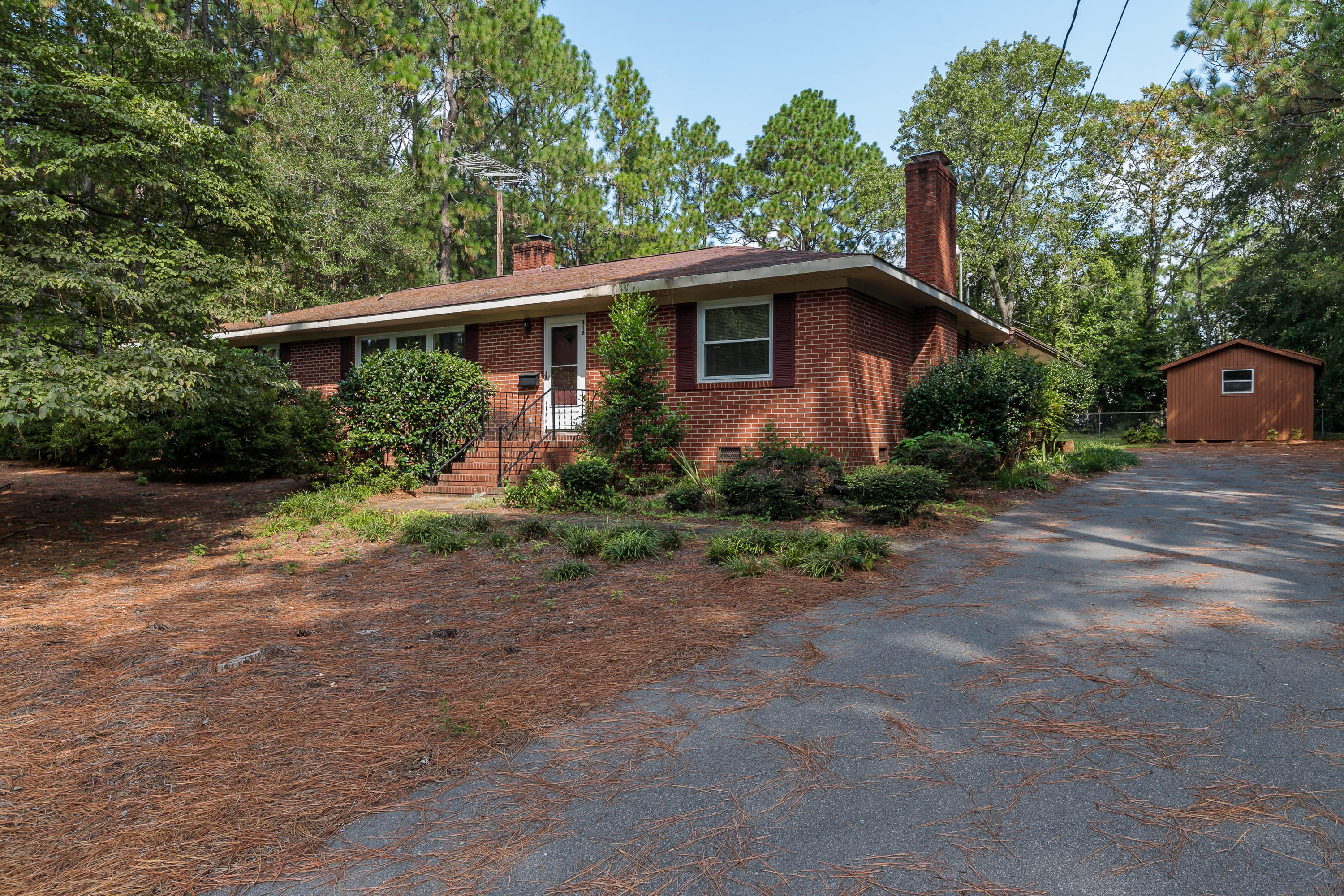 318  John Mcqueen Road, Aberdeen in Moore County, NC 28315 Home for Sale