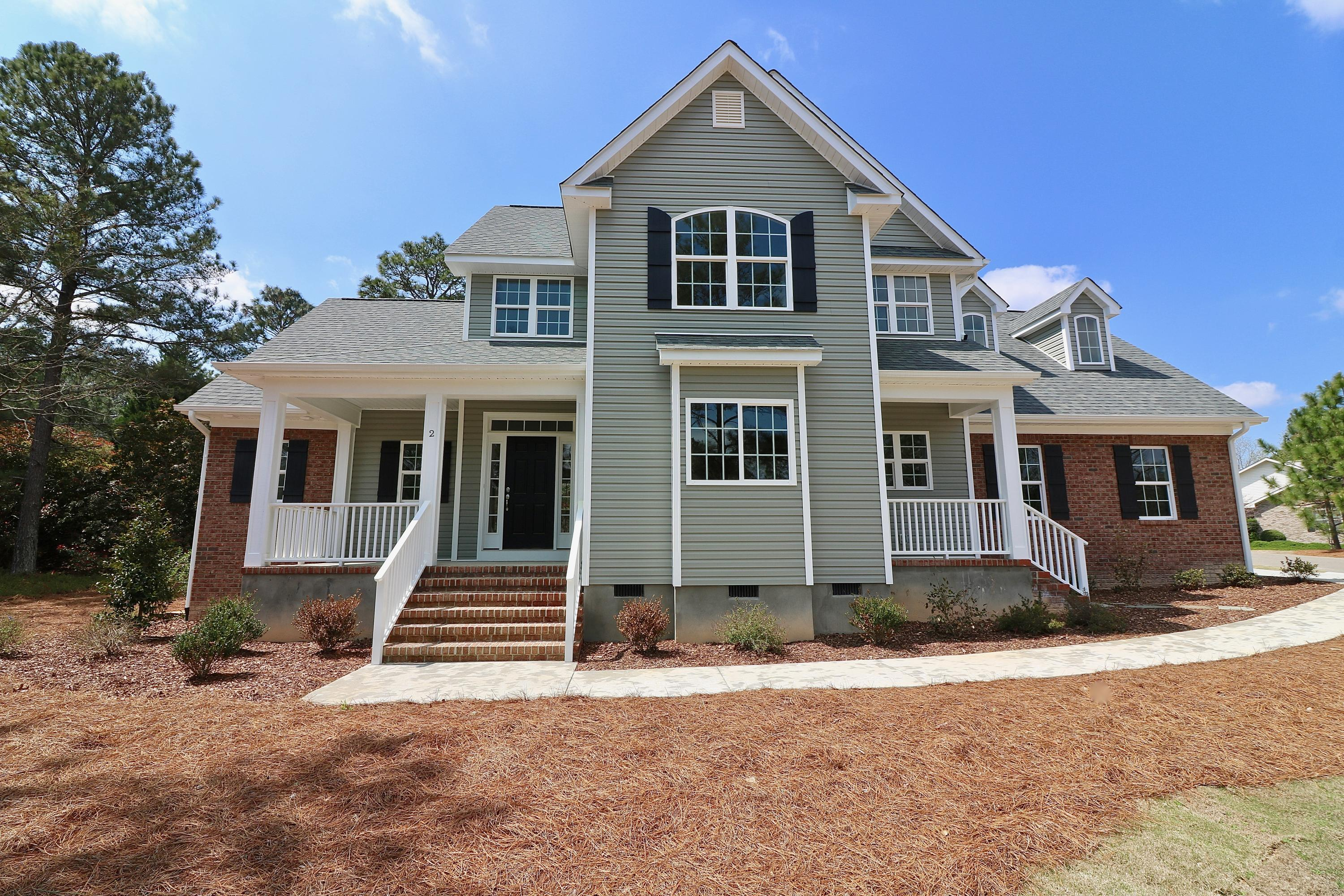 2  Gambel Court, Pinehurst in Moore County, NC 28374 Home for Sale