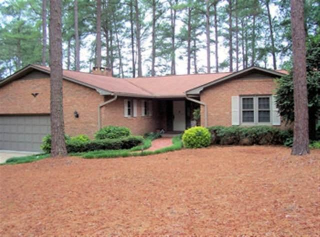 93  Lakeview Drive, Whispering Pines in Moore County, NC 28327 Home for Sale