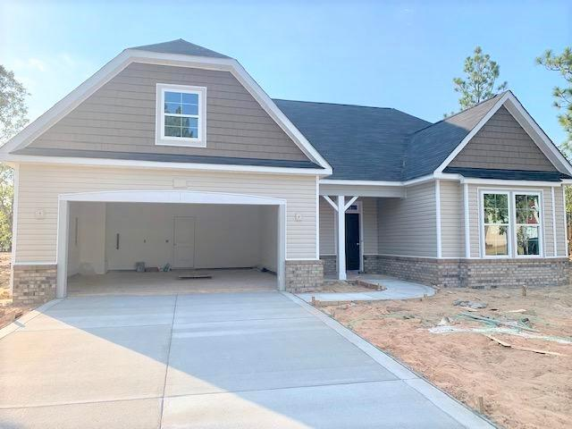 4100  Irwin Drive, Aberdeen in Moore County, NC 28315 Home for Sale
