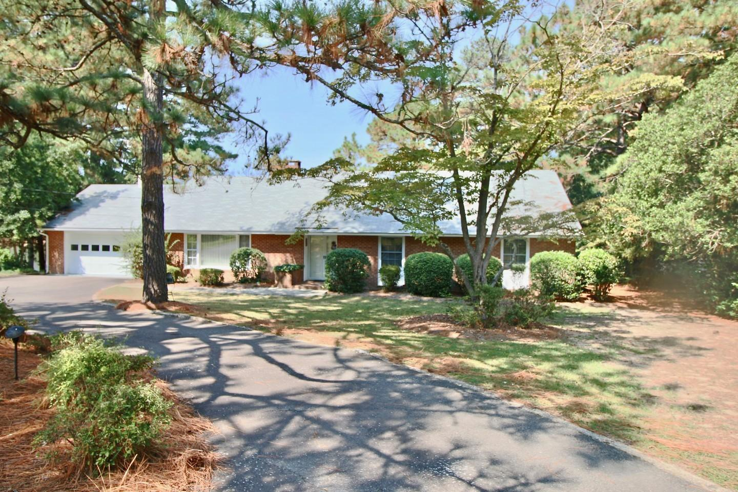 56  Pine Ridge Drive, Whispering Pines in Moore County, NC 28327 Home for Sale