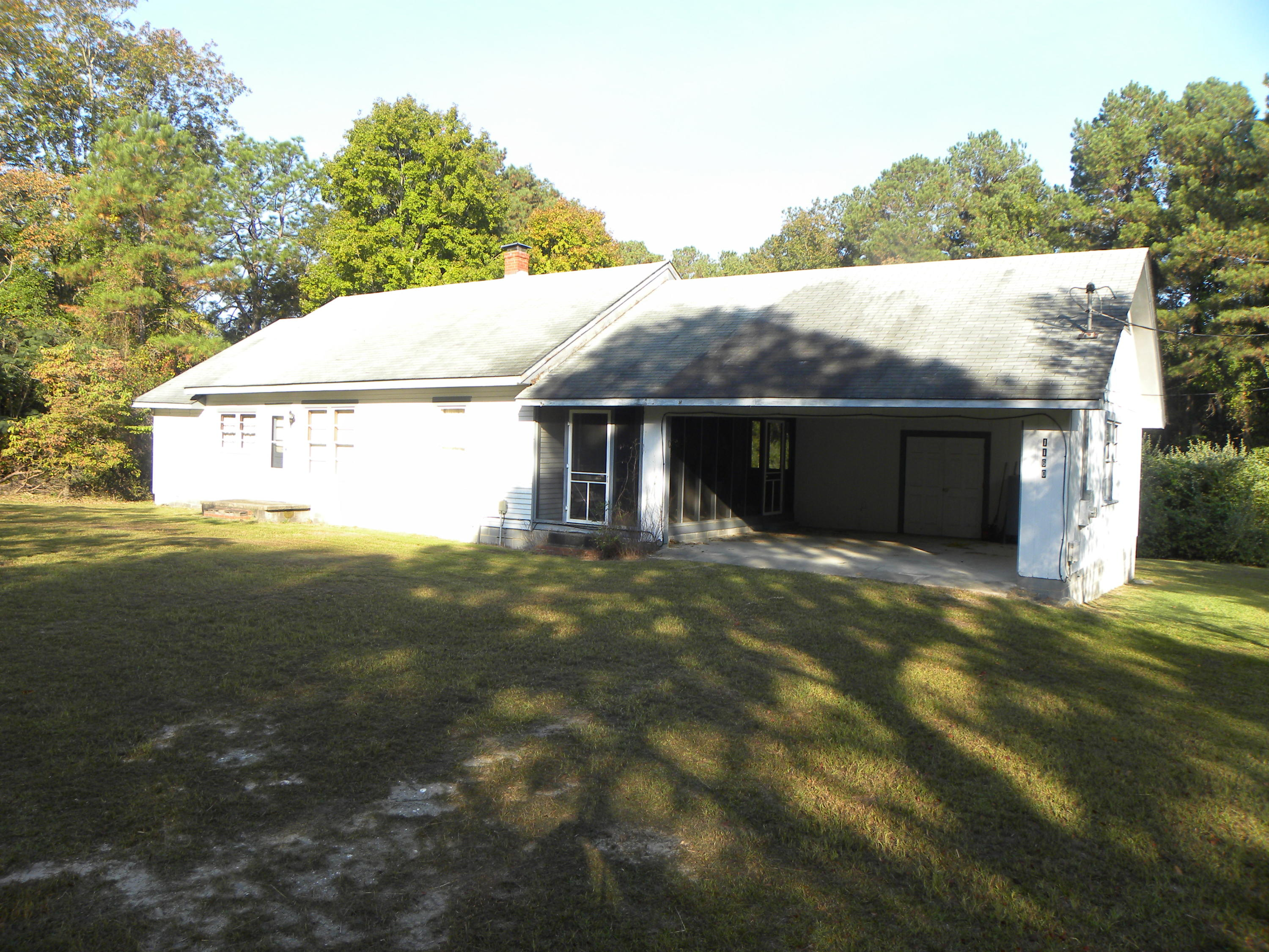 1160  Rays Bridge Road, Whispering Pines in Moore County, NC 28327 Home for Sale