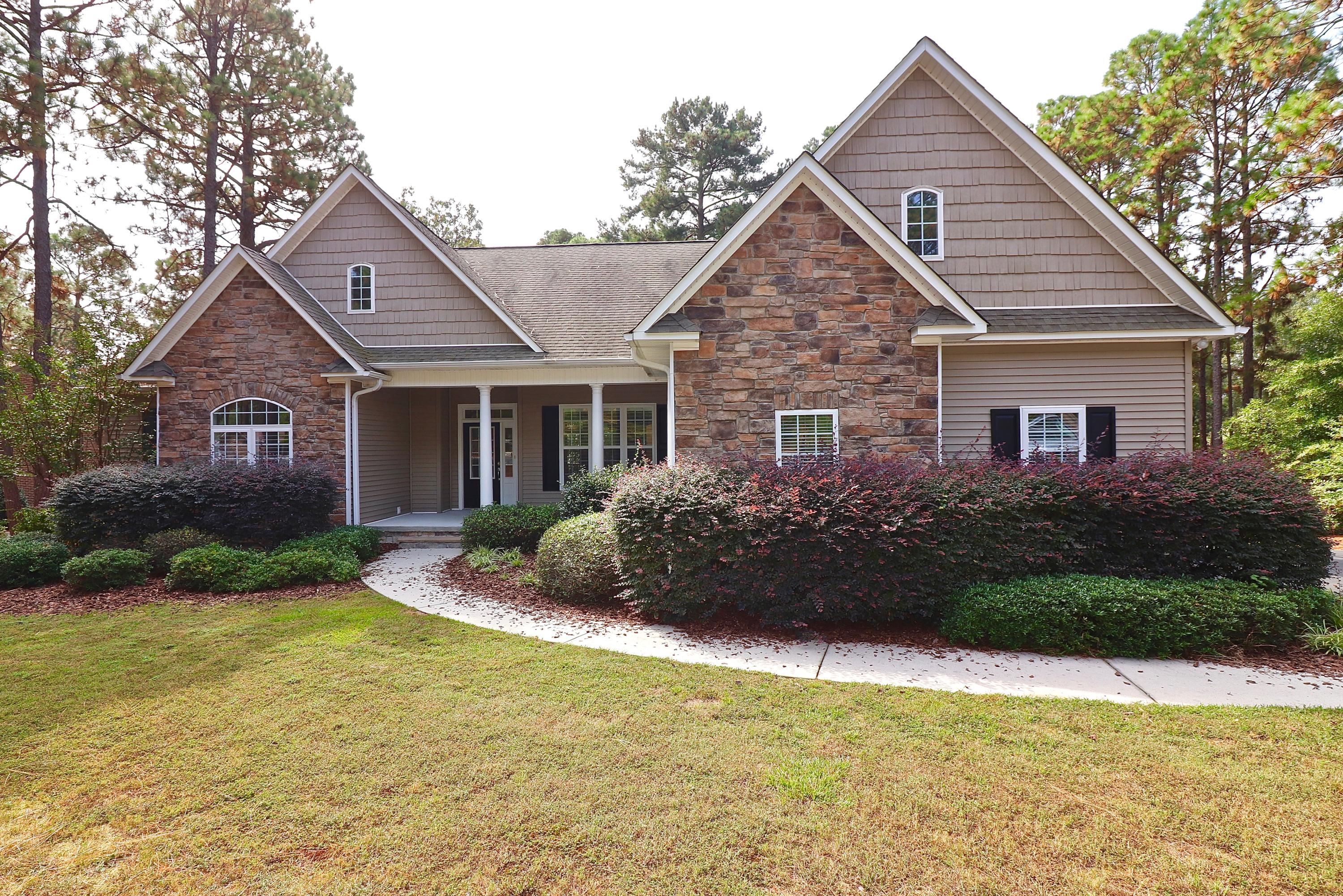 2129  Airport Road, Whispering Pines in Moore County, NC 28327 Home for Sale